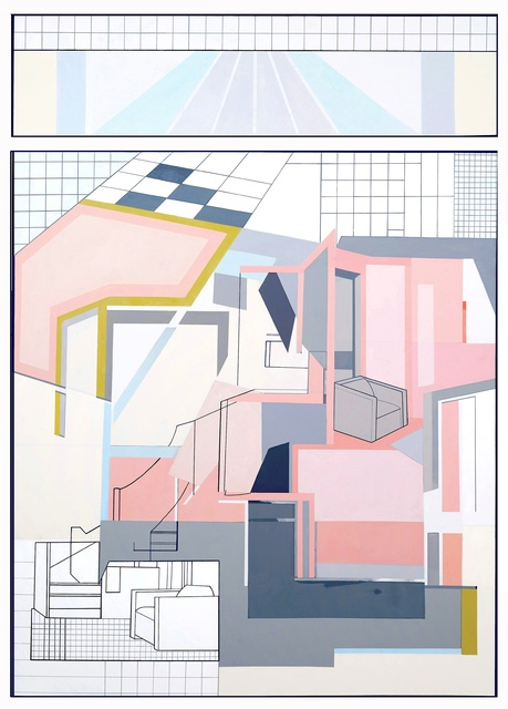 , 'Pink Studio,' 2016, : BARIL