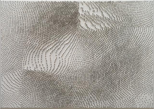 , 'Line,' 2015, Gallery HUUE