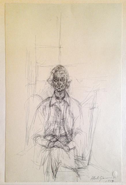 , 'Ritratto di giovinetta,' 1955-1963, Glenda Cinquegrana Art Consulting