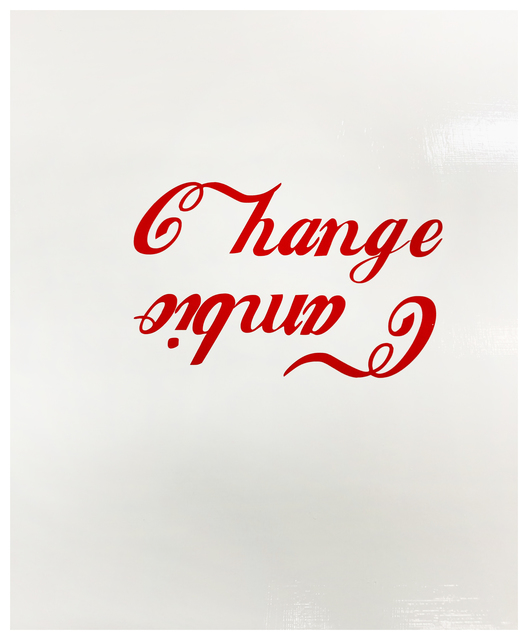 , 'Change Cambio,' 2020, Ruiz-Healy Art