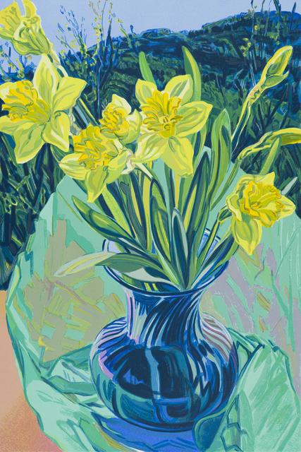 , 'Daffodils,' 1995, Stewart & Stewart