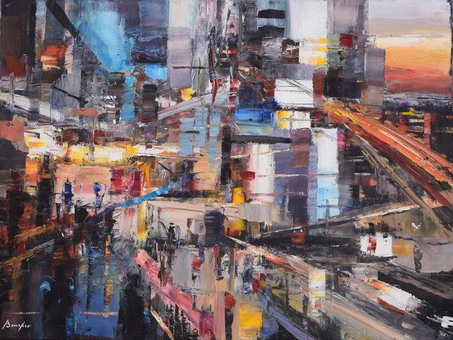 , '24 Hour City,' , Gateway Gallery