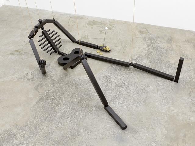 , 'The Body,' 2019, Christine König Galerie