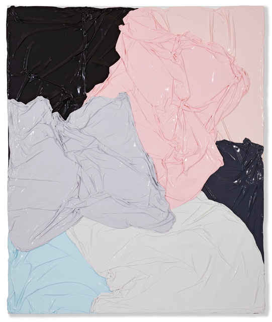 Huseyin Sami, 'Untitled (BPPGWBG)', 2019, Painting, Synthetic polymer paint on canvas, Taubert Contemporary
