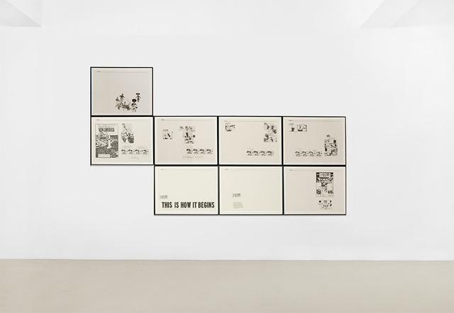 , 'Dailies From Rythm Mastr,' 2010, Jack Shainman Gallery