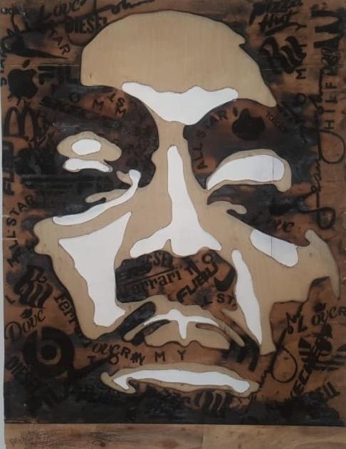 , 'Rosto Queimado,' 2018, MOV'ART Gallery
