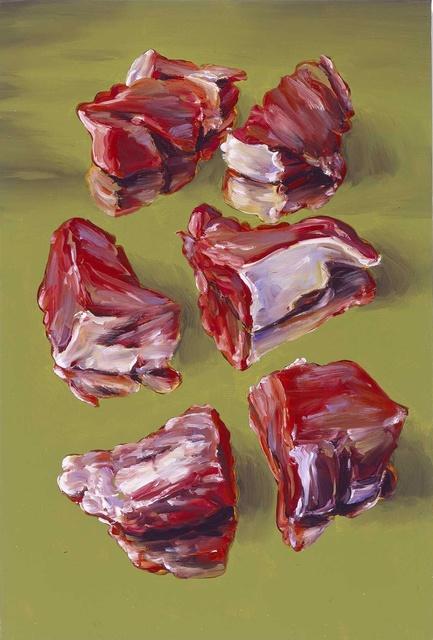 , 'Meat,' 2013, Hosfelt Gallery