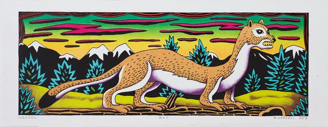 Billy Hassell, 'Weasel', 2019, Conduit Gallery