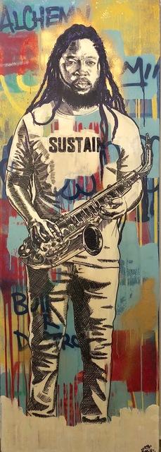 , 'Sustain,' 2014, Winston Contemporary Art