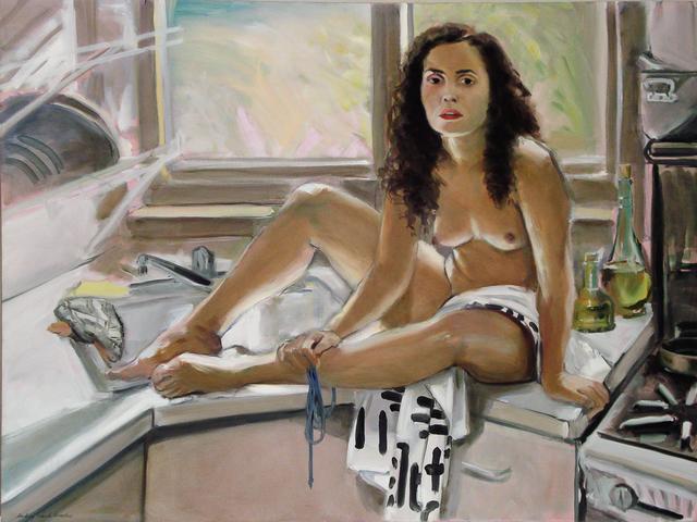 Audrey Anastasi, 'Kitchen Muse', 2009, Tabla Rasa Gallery