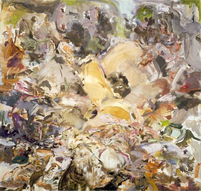 Cecily Brown, 'Skulldiver 2', 2006, Gagosian