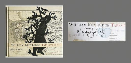 William Kentridge Tapestries (Hand Signed)