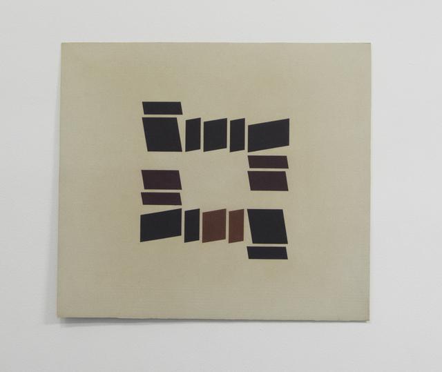 , 'Metaesquema,' 1958, Galeria Nara Roesler