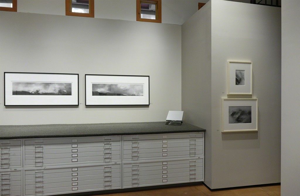 David Gibson & Chaco Terada – installed at photo-eye Gallery, Santa Fe, NM.