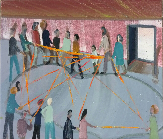 , 'Mingling,' 2016, Zolla/Lieberman Gallery