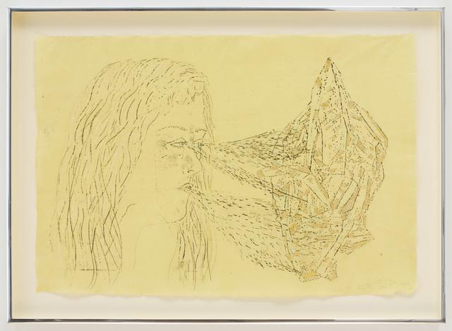 , 'Voyage,' 2016, Barbara Gross
