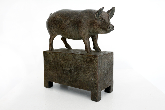 David Pellettier, 'Porcine', 2014, Newzones