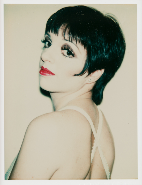 Andy Warhol, 'Liza Minnelli', 1977, Kasmin