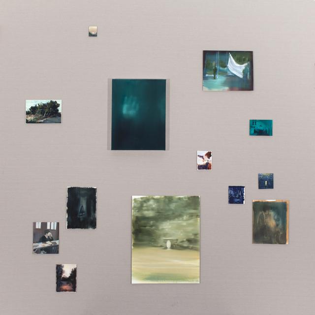, 'Constellation I,' 2017, Barnard Gallery