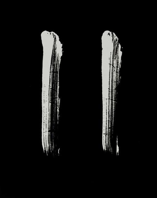 , 'Etude du Sedes Sapientiae 6-28/30 靈感來自Van Eyck 6 (15世紀北歐女畫家),' 2012, Alisan Fine Arts