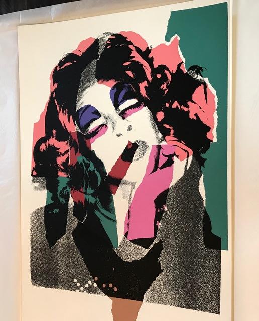 Andy Warhol, 'Ladies & Gentlemen F&S II.128', 1975, Print, Screenprint in colors on Arches paper, Fine Art Mia