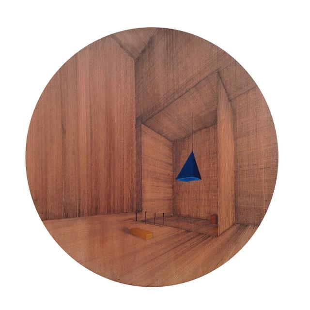 , 'Hung,' 2014, Joanna Bryant & Julian Page