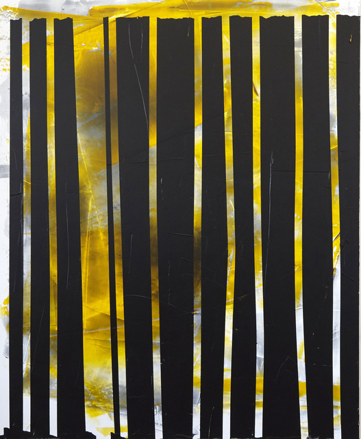 , 'Black and Yellow (Wiz Khalifa),' 2016, Addis Fine Art