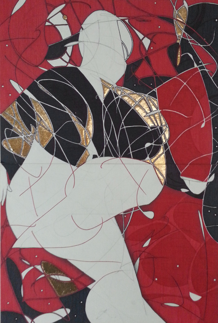 , 'Loosing ties ,' 2017, Lotus Art Gallery