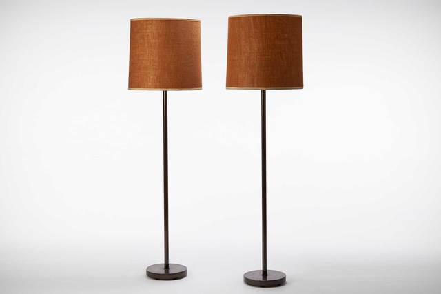 , 'Floor lamp - pair,' ca. 1965, Casati Gallery