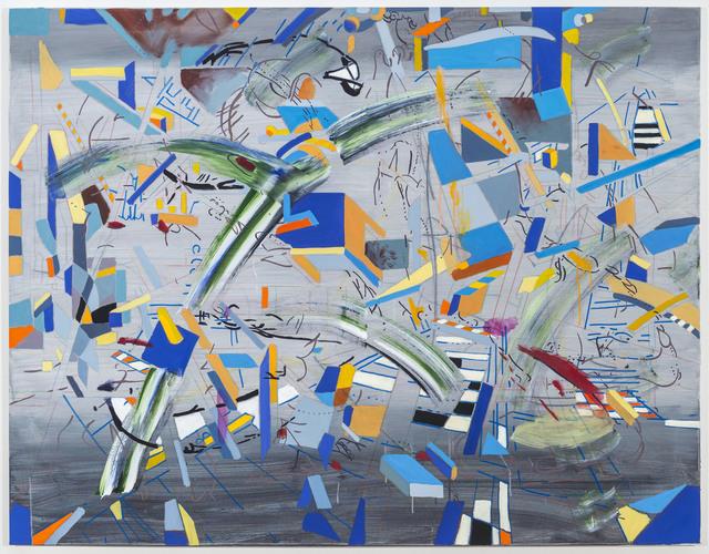 , 'Supergirl 44 ,' 2017, Johannes Vogt Gallery