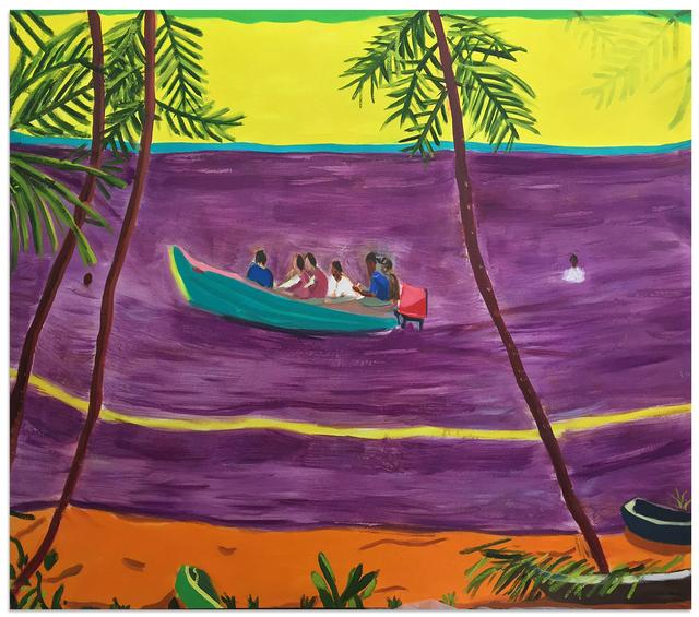 , 'Englishman's Bay,' 2015, Anna Zorina Gallery