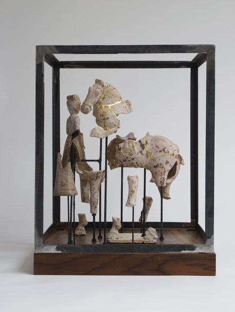Bouke de Vries, 'Horse Whisperer', 2016, Galerie Ron Mandos