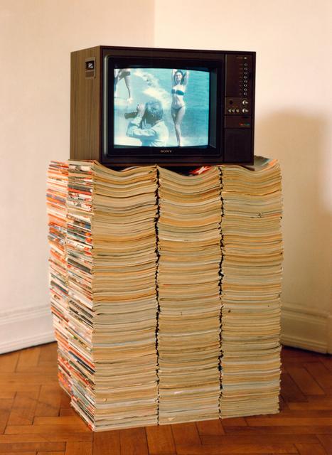 Rudolf Bonvie, 'La chasse photographique', 1982, PRISKA PASQUER