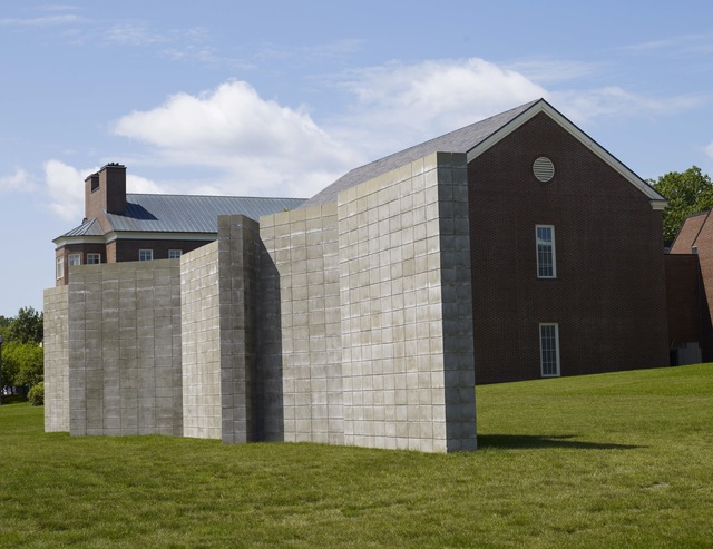 Sol LeWitt, 'Seven Walls', 2002, Colby College Museum of Art