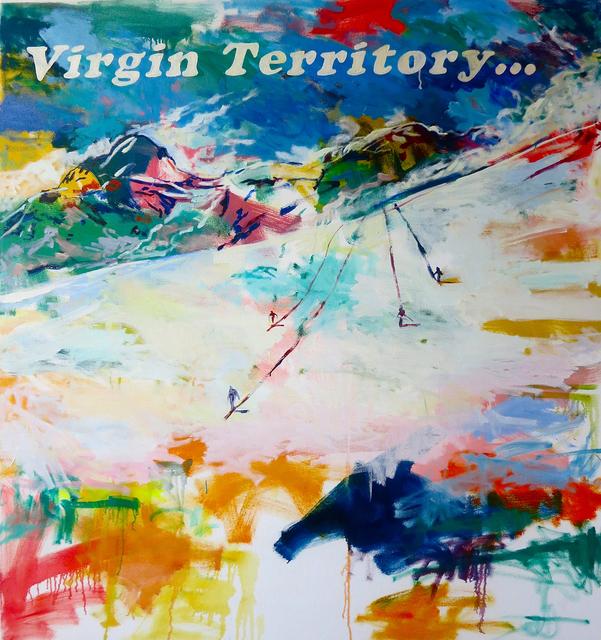 , 'Virgin Territory,' 2012, Galerie Laurent Godin