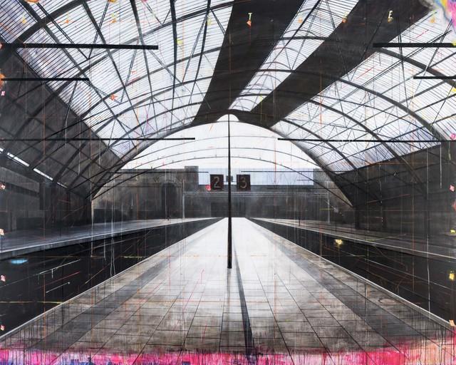 , 'Lime Street Station/Liverpool,' 2015, Winston Wächter Fine Art