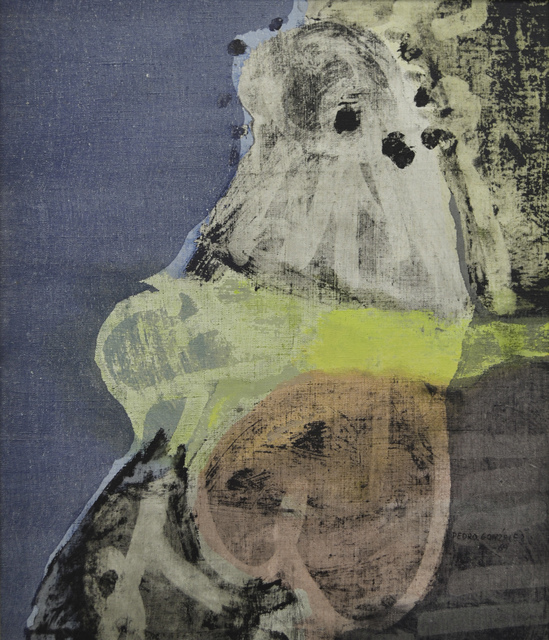 Pedro González, 'Cosmoarte', 1969, Galería Artizar