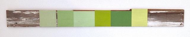 , 'Quotations in Green,' 2900, Beth Urdang Gallery