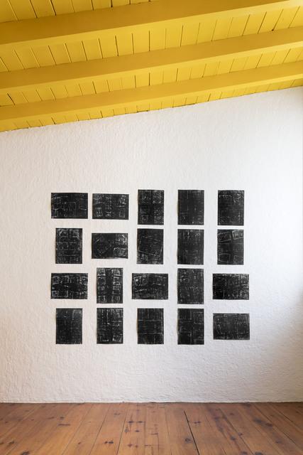 , 'Escritura Nocturna,' 2015, Galerie Greta Meert
