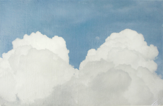 , 'Cloud Study  Cielito Lindo,' 2018, The George Gallery
