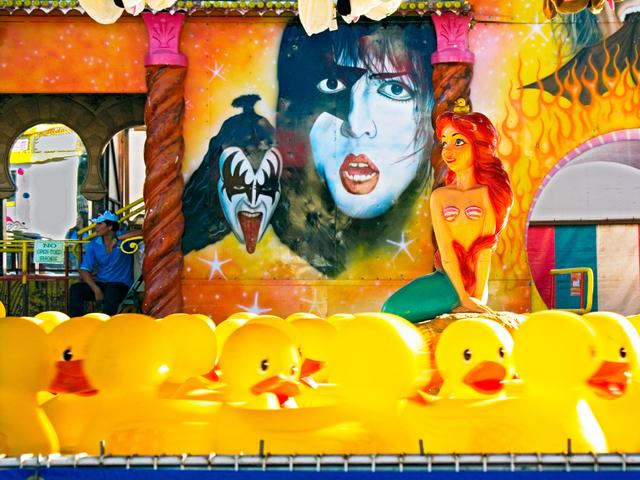 , 'KISS the Ducks,' 2006, Untitled 2.0