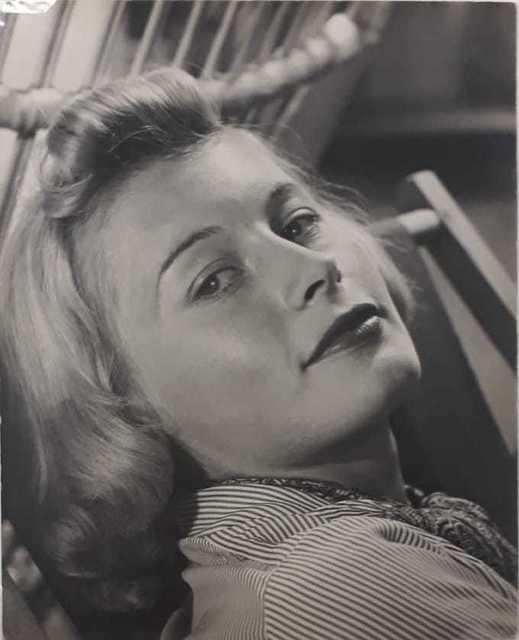 , 'Portrait (for Liliputh magazine),' 1937, Atlas Gallery