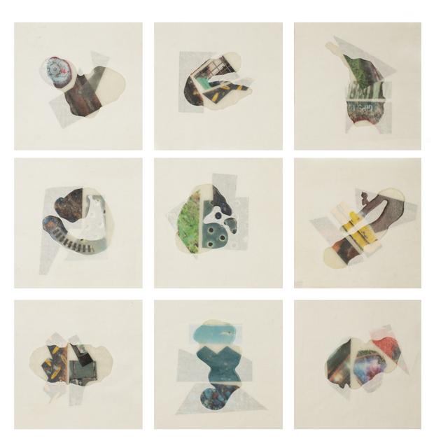 , 'Memory Bytes,' 2014, Walter Wickiser Gallery