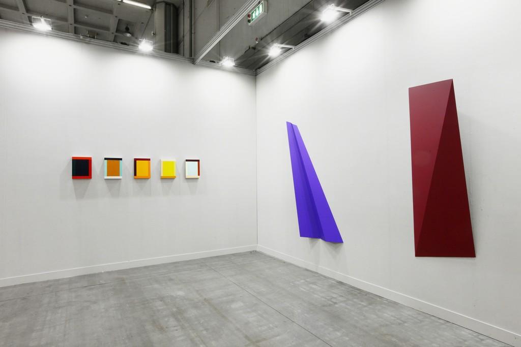 Imi Knoebel & Wolfram Ullrich, Courtesy Dep Art photo by Bruno Bani