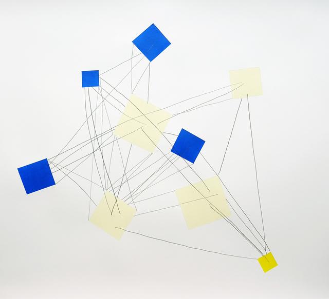 , 'Prototipos de movimiento con props (5),' 2016, Nora Sotres Galeria