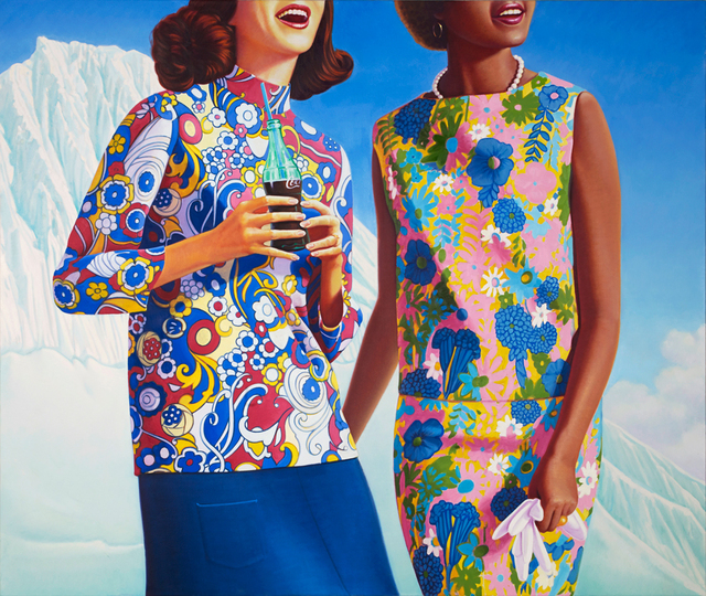 , 'Mixed Colorful Separates ,' , Joanne Artman Gallery