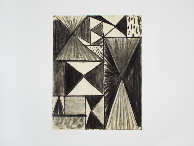 , 'Untitled,' 1956, Inman Gallery