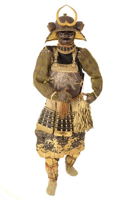 Katchu Shi, 'Armor of a Samurai Warrior', ca. 1760, Ellsworth Gallery