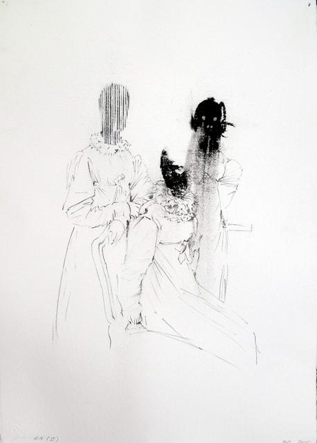 , 'Aristocrazia Nera II,' 2015, MLF | MARIE-LAURE FLEISCH