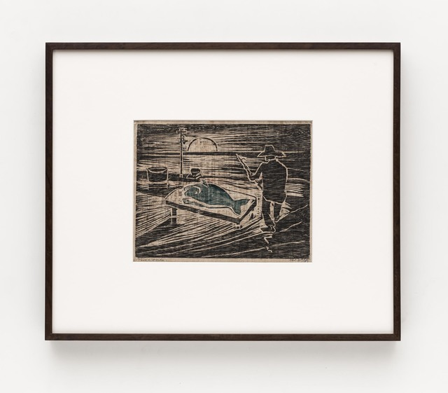 , 'Peixe Verde,' ca. 1938, Bergamin & Gomide